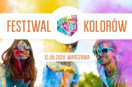 Warszawa Wydarzenie Festiwal Festiwal Kolorów w Warszawie 2020!