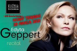 Warszawa Wydarzenie Koncert Edyta Geppert - recital