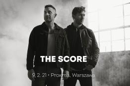 Warszawa Wydarzenie Koncert The Score