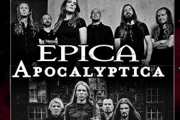 Warszawa Wydarzenie Koncert Epica, Apocalyptica + Wheel