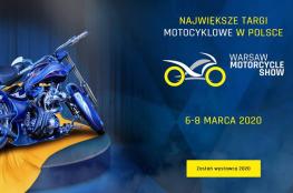 Nadarzyn Wydarzenie Targi Warsaw Motorcycle Show / III edycja